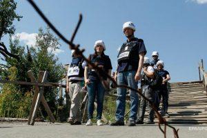 ОБСЕ обнаружила на Донбассе новое оружие из России