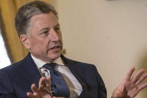 США продолжат переговоры с РФ по Донбассу − Волкер