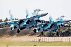 Воздушные силы Украины получили улучшенные истребители