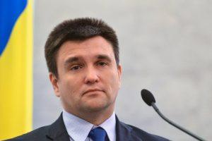 Климкин заявил о необходимости пересмотреть всю договорно-правовую базу с Россией