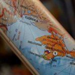Украинские радикалы разгромили кафе из-за карты страны без Крыма