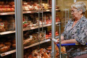 Мясо, рыба и молочные продукты стали для украинцев роскошью
