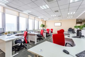 Этапы и типы ремонта офисных помещений