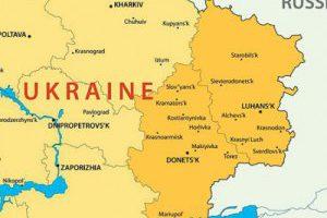 Из Л/ДНР через Россию в Украину ходят автобусы