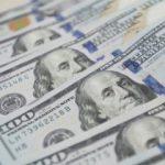 Доллар стоит дешевле всего за два месяца