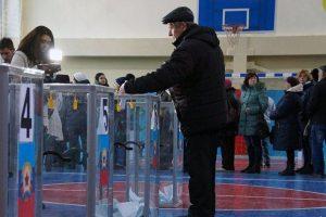 Киев пообещал, что не признает результаты выборов в ДНР и ЛНР