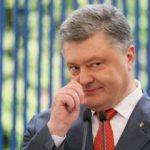 Порошенко обрадовался антироссийским санкциям от США