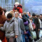 Подсчитали количество переселенцев в Украине