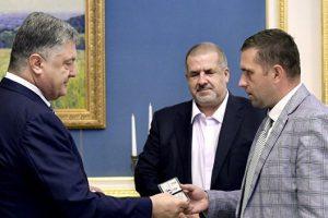 Порошенко призвал ЕС ввести против России «Азовский пакет санкций»