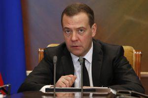 Медведев сообщил о расширении санкций в отношении Украины
