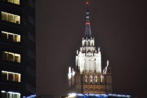 Россия попросила Запад урезонить Украину 1