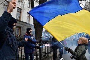 Евреям на Украине плевать на решения суда да и вообще на законы