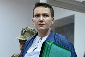 Савченко рассказала, как отметит Новый год в украинской тюрьме