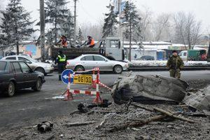 Киев начал психологическую атаку на жителей Донбасса