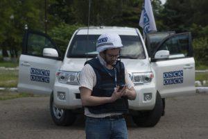 За выборами Президента Украины будут наблюдать 850 представителей ОБСЕ