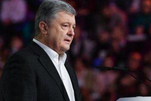 Кандидат в президенты Украины назвал карательным новый закон о госязыке