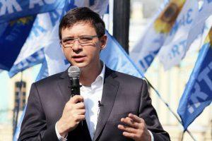 Участь Прибалтики ожидает Украину, заявил кандидат в президенты