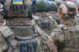 СБУ пояснила обыски на Украине, обвинив россиян в организации «преступной группировки»