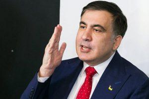 Саакашвили озвучил цель своего визита на Украину после выборов
