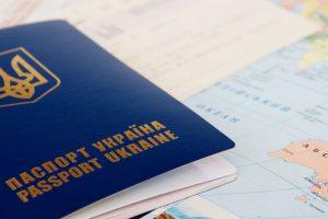Украинские биометрические загранпаспорта получили более 140 тыс. крымчан,