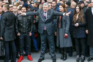 Штаб Порошенко открестился от роликов про Зеленского