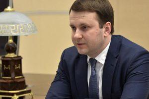 Орешкин сообщил о подготовке ответных санкций против Украины