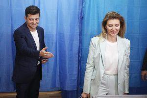 СМИ Украины опубликовали биографию жены Зеленского