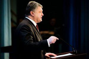 Порошенко намерен участвовать в выборах в украинский парламент