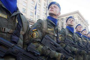 На Украине заявили, что катастрофически не хватает денег на армию