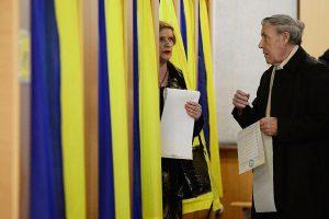 Зеленский и Порошенко прошли во второй тур выборов