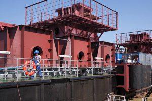 Бывший завод Порошенко в Крыму превратят в ремонтную базу Черноморского флота