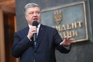 Немецкий депутат призвал судить Порошенко на трибунале по Донбассу