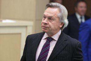 Пушков прокомментировал высказывание Порошенко о «сказочной Украине»