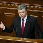 Порошенко припомнили все нарушения конституции за время президентства