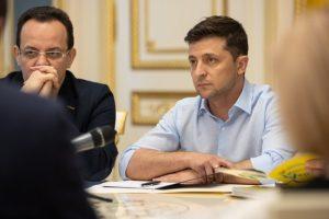 Зеленский не будет объявлять дефолт Украины