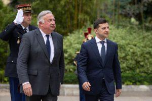 Украинский политик назвал провальной поездку Зеленского в Европу