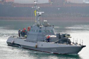 На Украине исключают проход ВМСУ через Керченский пролив