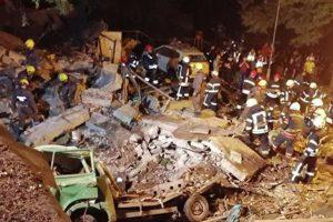 Стали известны детали взрыва в центре Киева