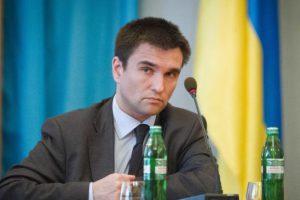 Порошенко предлагал Климкину стать частью своей партии