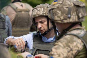 Царев сообщил, как Зеленский завершит войну в Донбассе