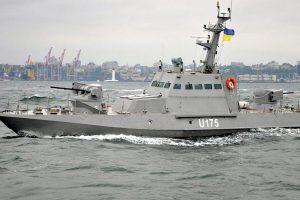 Украина обеспокоилась «сеансами освещения» ее катеров с кораблей ФСБ РФ