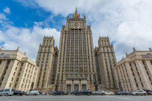 Москва предупредила Киев о последствиях из-за задержания российского танкера