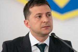 Зеленский призвал ЕС оставить санкции против России