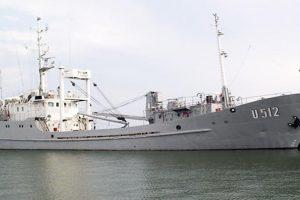 Украинский корабль зашел в зону российских учений