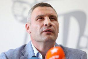 Украинский премьер рассказал, что хотел уволить не Кличко