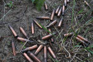 В ДНР пьяный украинский военный расстрелял мирного жителя