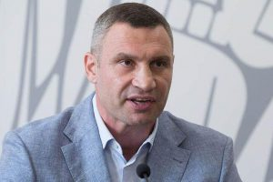 Кличко подал в суд на власти Украины