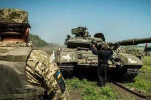Киев сорвал отвод войск в Донбассе