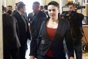 Савченко призывает Зеленского «не дать себя обмануть»