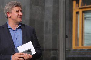 Данилюк назвал причину своей отставки с поста секретаря СНБО Украины